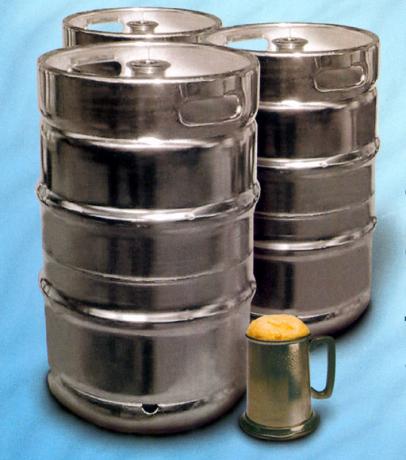 Оптовая торговля разливным пивом